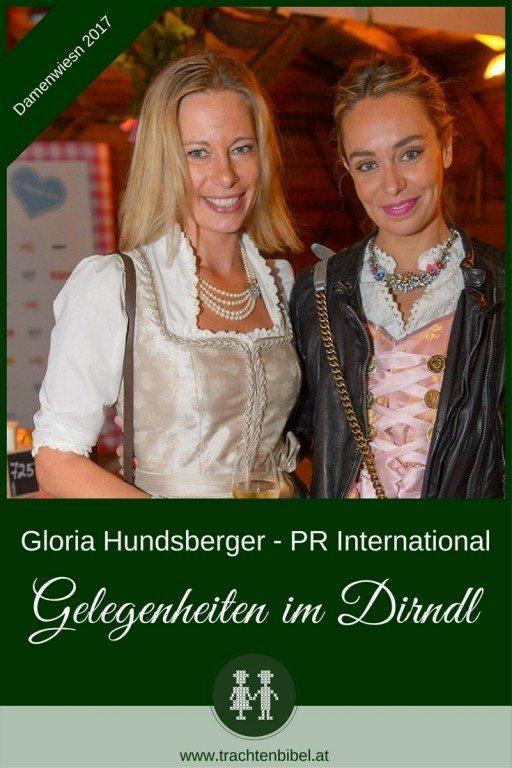 PR und Charity verbindet Gloria Hundsberger von PR International. Hier erzählt sie über ihr erstes Dirndl und ihre persönlichen Styling-Tipps.