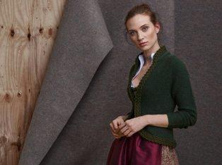 Kinga Mathe Dirndl-Kollektion Herbst 2017 - Winter 2018