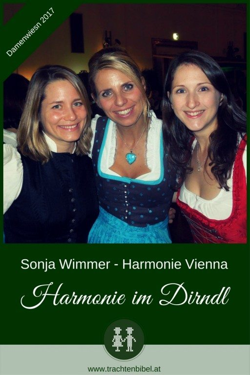 Powerfrau Sonja Wimmer erzählt über ihre persönlichen Dirndl-Tipps und warum ihr die Wiener Damenwiesn so wichtig ist.