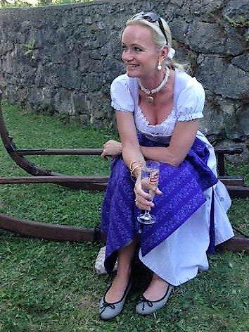 Trachtenmensch Marion Pelzel