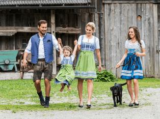 Spieth Wensky 2018 Dirndl Kollektion Frühling Sommer