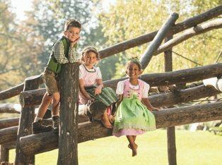 Spieth & Wensky Trachten für Kinder