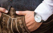 Uhrenliebe - Makelos Uhren zu Dirndl und Lederhose