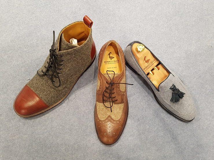 Monaco Duck Schuhe