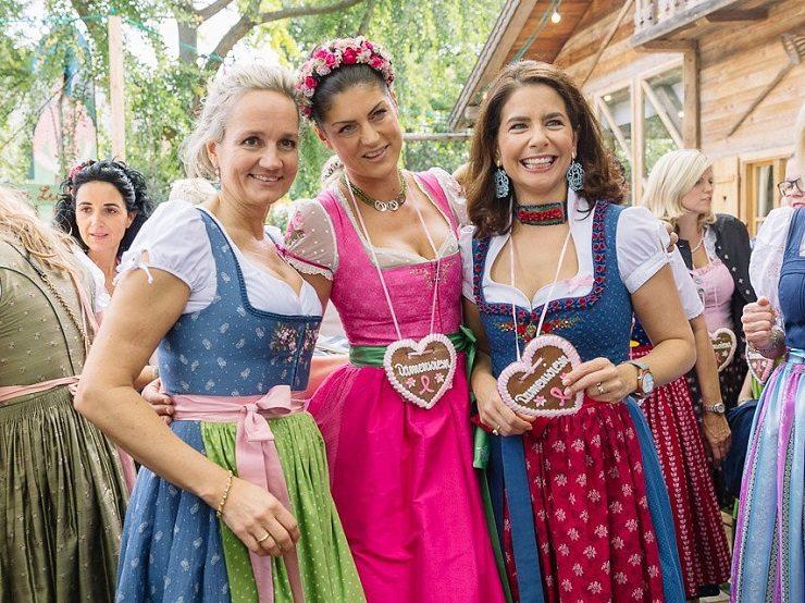 Ulli Ehrlich - Anna Huber - Sonja Kato-Mailath-Pokorny - Bild © Dorelies Hofer