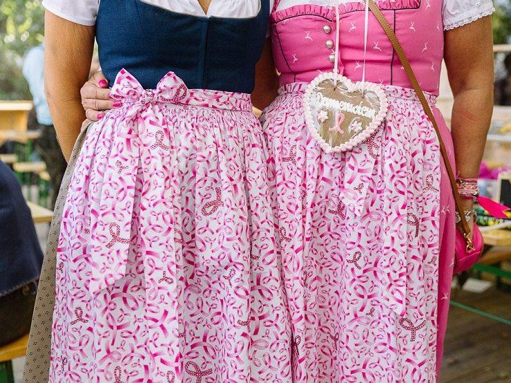 Pink Ribbon Schürzen