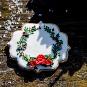 Trachtenhochzeit Im Winter Gastgeschenk Kekse