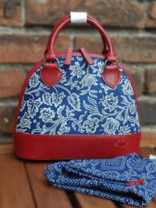 Geschenktipp Tasche Blaudruck