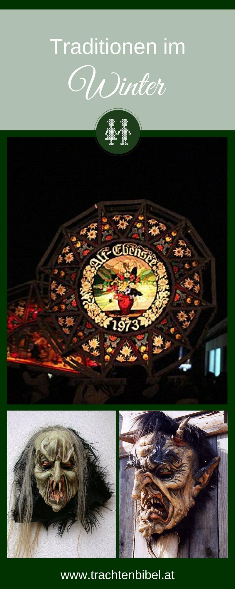 Der Winter und gerade die Vorweihnachtszeit sind voll von vielen schönen Traditionen. Lesen Sie hier über die Perchten vom Herrgottschnitzer, die Klöpflnächte & die Glöckler.