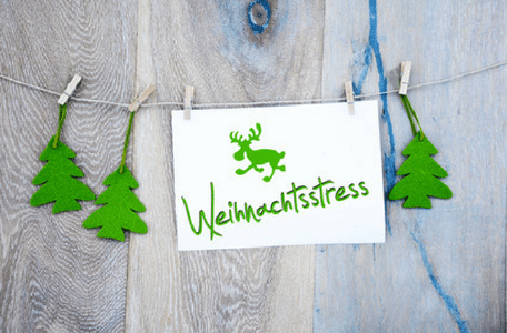 Tricks Gegen Feiertagsstress