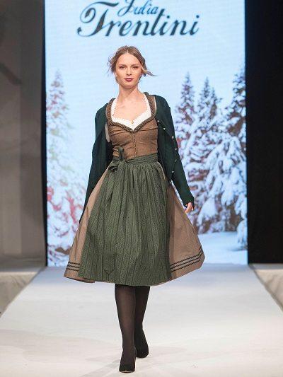 Dirndl Julia Trentini aus der Herbst-/Winterkollektion 2018/2019