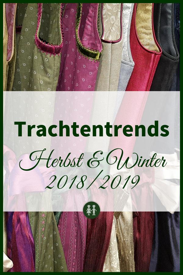 Die Trends für Dirndl & Lederhose frisch von der Tracht & Country Salzburg! #dirndltipp