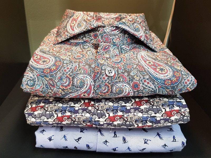 drei Hemden von DU4