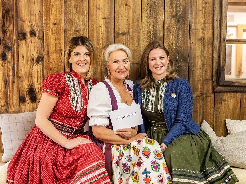 Kerstin Kotschar, Die Feierei - Gabriele Koch, Herzensworte - Verena Goach, Jagawirt