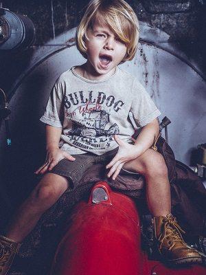 Hangowear Kinder Buben Shirt