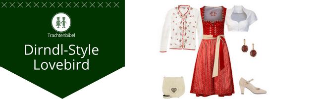 Lovebird Dirndl Outfit