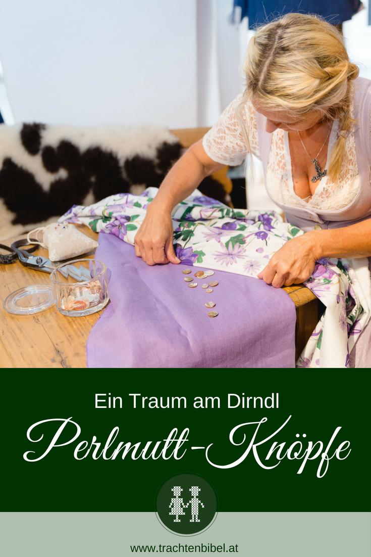 Perlmutt Knopf