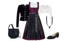 Dirndl Style Eleganz