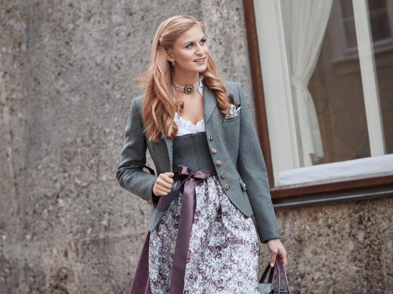 Susanne Spatt Dirndl Herbst Winter 2018 2019