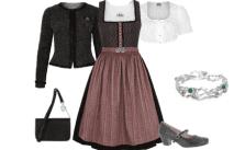 Dirndl Style Feiertag