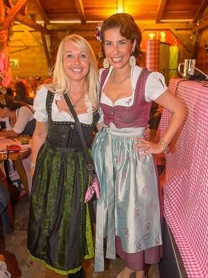 Sonja Kato-Mailath-Pokorny & Uschi Fellner