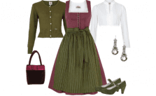 Dirndl Happy Berry