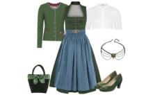 Dirndl Style Maiden