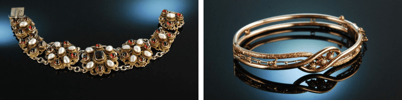 Halsbandaffaire Armband