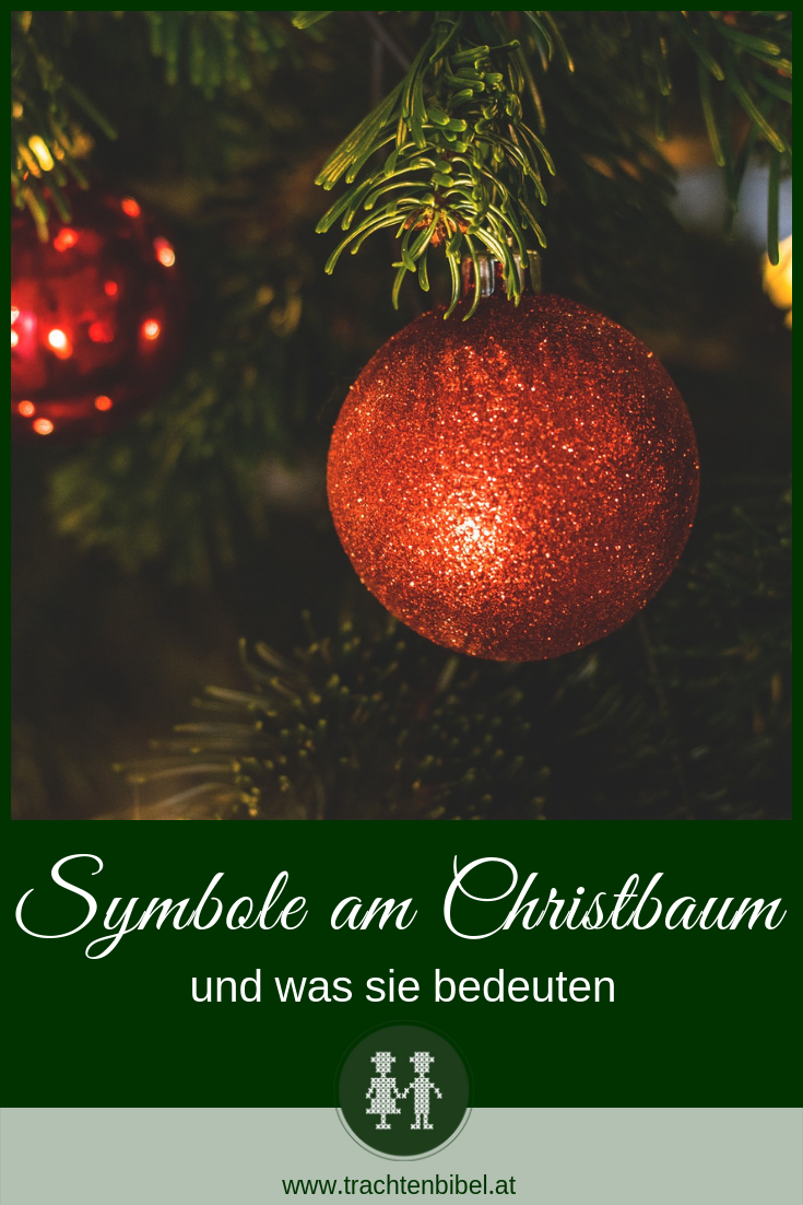 Pin Christbaum Christbaumkugel