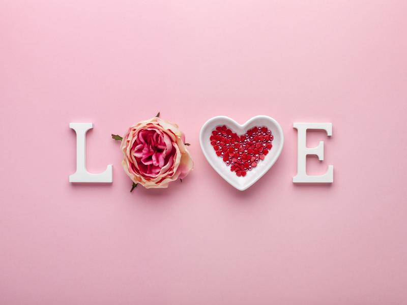 Valentinstag Bräuche