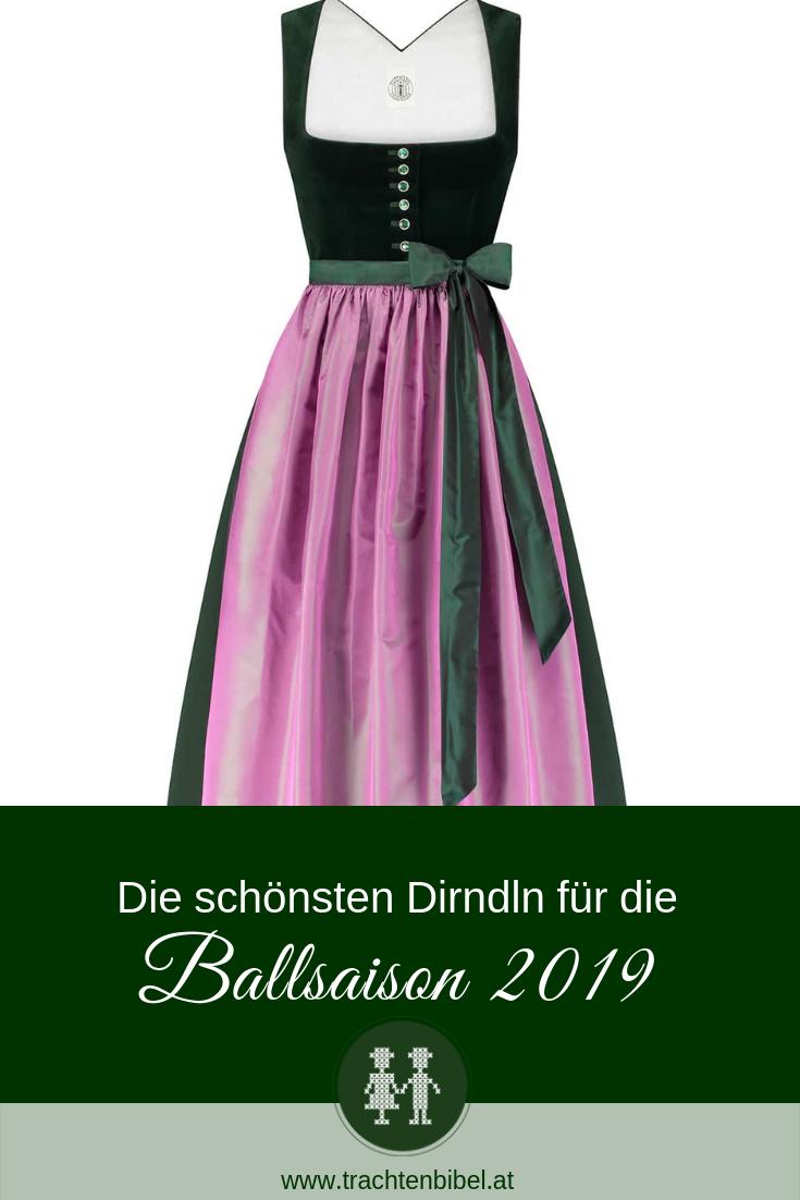 Dirndl Ballsaison 2019