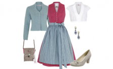 Dirndl Style Berry