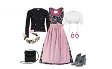Dirndl Style Rosenrot