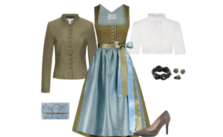 Moutarde Dirndl-Style