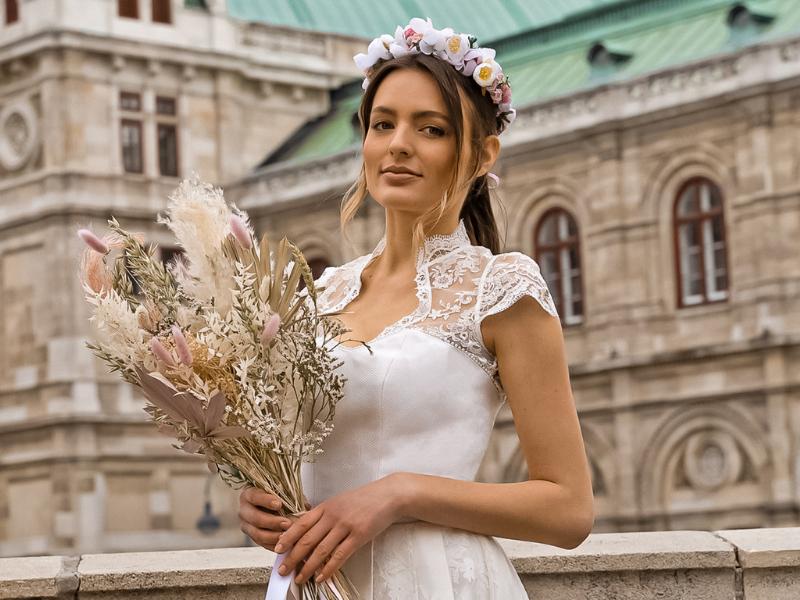 Brautdirndl AlpenHerz